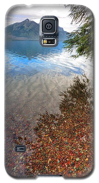 Shadow Pebbles Galaxy S5 Case