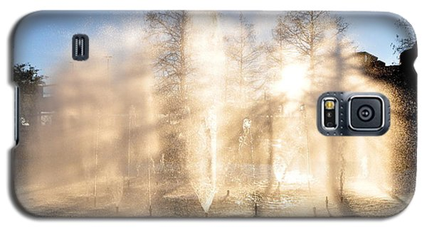 Galaxy S5 Case featuring the photograph Shadow Play by Charlotte Schafer