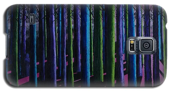 Shadows And Moonlight Galaxy S5 Case
