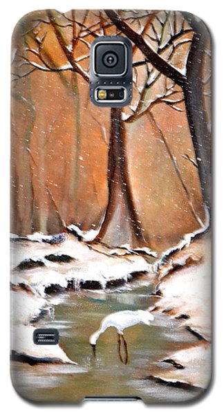 Shadows Beyond Winter Galaxy S5 Case