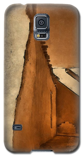 Shadows In Aquarell   Galaxy S5 Case