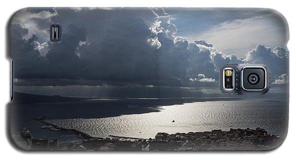 Galaxy S5 Case featuring the photograph Shadows Of Clouds by Georgia Mizuleva