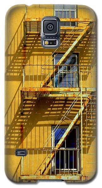 Shadows On Tenth Avenue Galaxy S5 Case