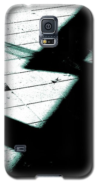 Shadows On The Floor  Galaxy S5 Case by Steve Taylor