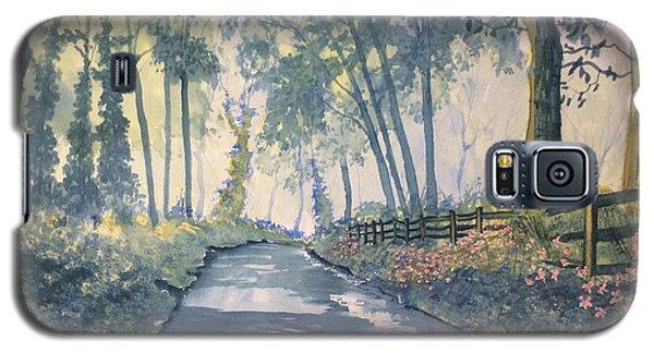 Shadows On The Setterington Road Galaxy S5 Case
