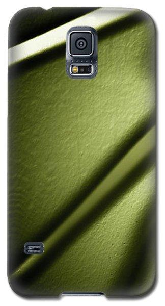 Shadows On Wall Galaxy S5 Case by Darryl Dalton