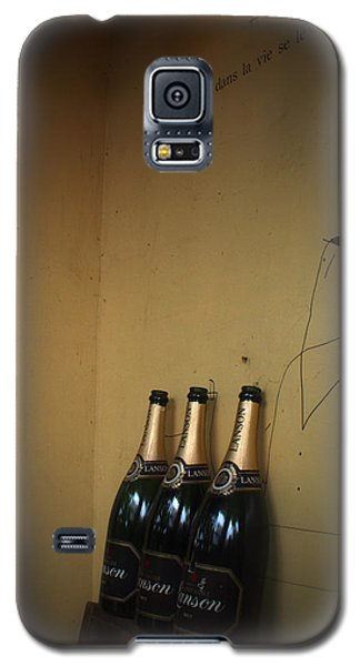 Galaxy S5 Case featuring the photograph Shadows by Rachel Mirror