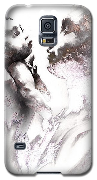 Shadowtwister Reflections Textured Galaxy S5 Case by Paul Davenport