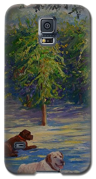 Shady Friends Galaxy S5 Case