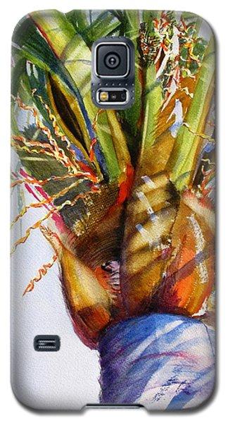 Shady Palm Tree Galaxy S5 Case by Carlin Blahnik