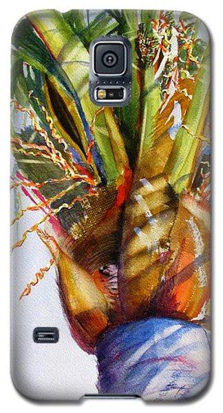 Shady Palm Tree Galaxy S5 Case
