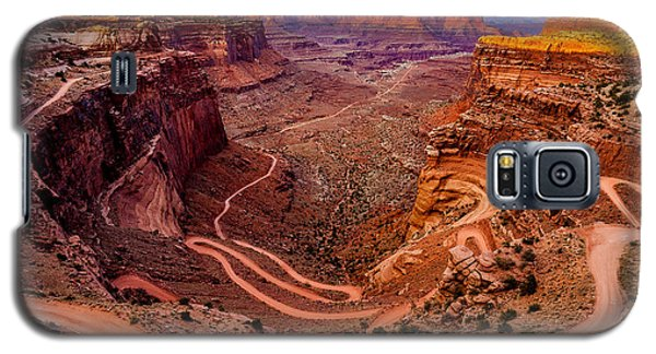 Shafer Trail Horizontal Galaxy S5 Case