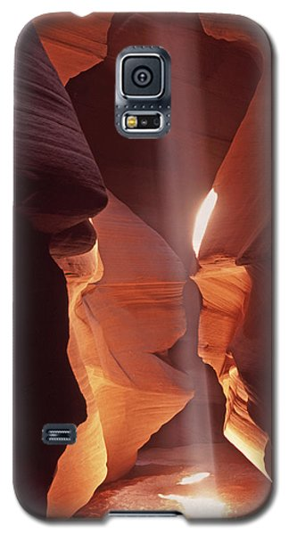 Shaft Of Light Antelope Canyon Galaxy S5 Case