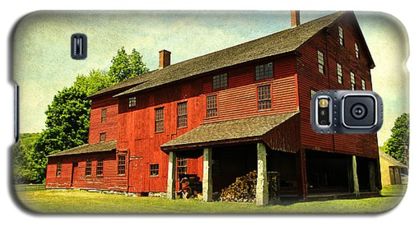Shaker Village Barn Galaxy S5 Case