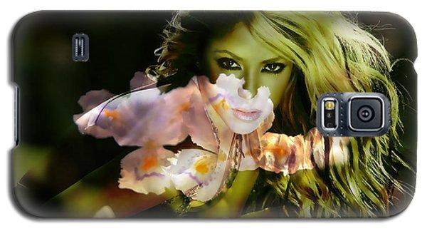 Shakira Galaxy S5 Case