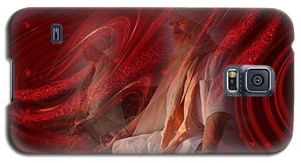 Galaxy S5 Case featuring the digital art Shakti - Spirituality Art By Giada Rossi by Giada Rossi