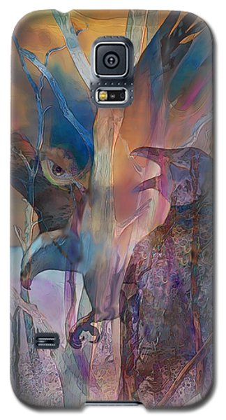 Shaman's Friends Galaxy S5 Case by Ursula Freer