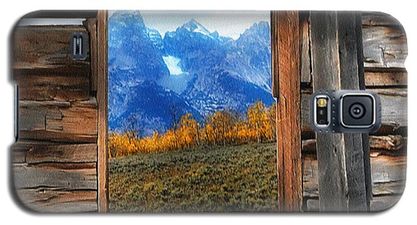 Shane Cabin Window  Galaxy S5 Case