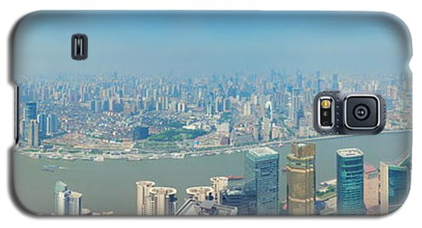 Shanghai Panorama Galaxy S5 Case