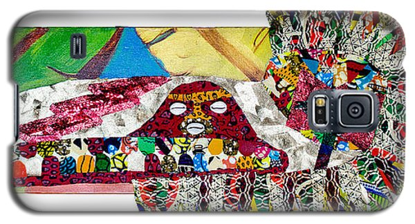 Shango Firebird Galaxy S5 Case