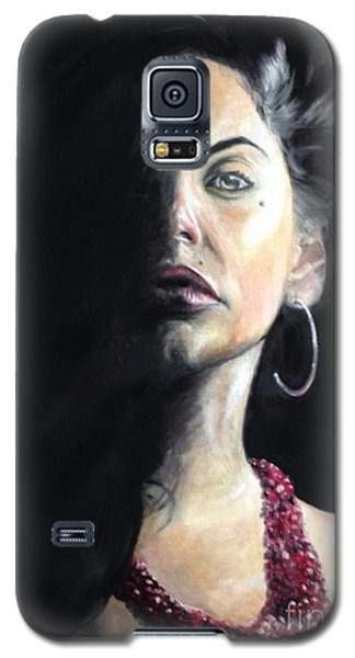 Shani Galaxy S5 Case by Stan Tenney