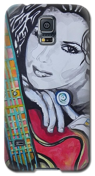 Shania Twain Galaxy S5 Case