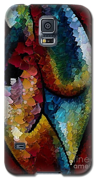 Shapeliness I Galaxy S5 Case by Dragica  Micki Fortuna
