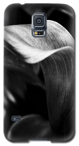 Shapely As A Lily Galaxy S5 Case by Christi Kraft