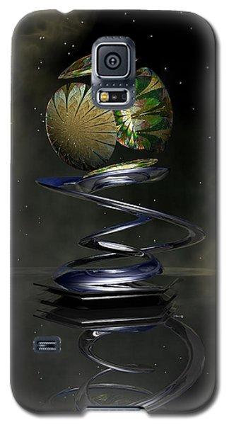 Shapero's Flower Galaxy S5 Case