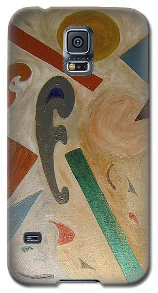 Shapes Galaxy S5 Case by Barbara Yearty