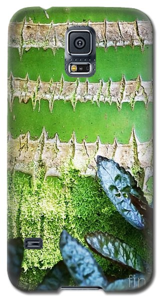 Galaxy S5 Case featuring the photograph Shapes Of Hawaii 13 by Ellen Cotton