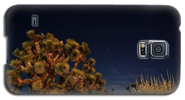 Galaxy S5 Case featuring the photograph Sharing The Land by Angela J Wright