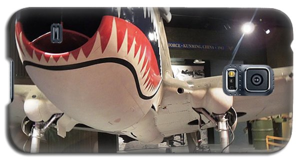Galaxy S5 Case featuring the photograph Shark Aircraft by Aaron Martens