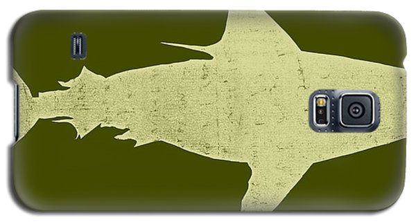 Shark Galaxy S5 Case by Michelle Calkins