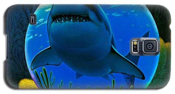 Shark World  Galaxy S5 Case