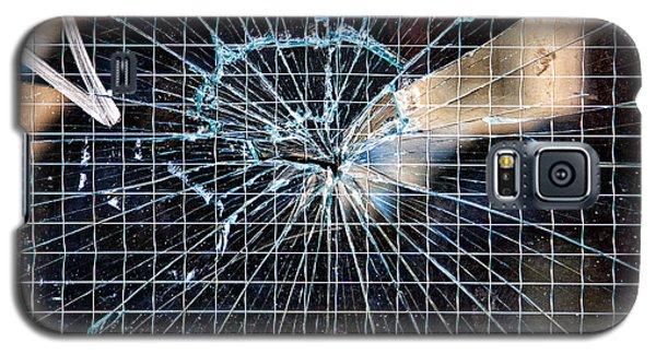Shattered But Not Broken Galaxy S5 Case