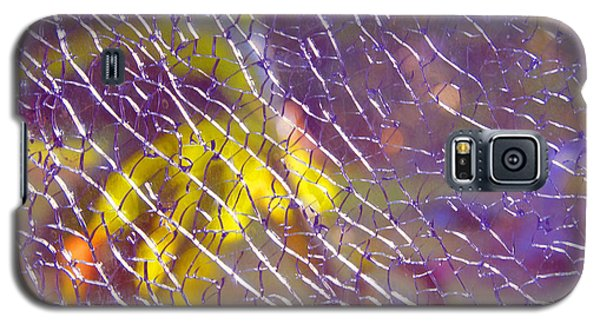 Shattered Glass Abstract Galaxy S5 Case