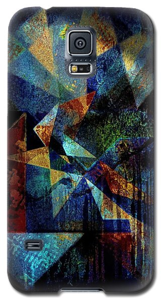 Shattered Reflections Galaxy S5 Case