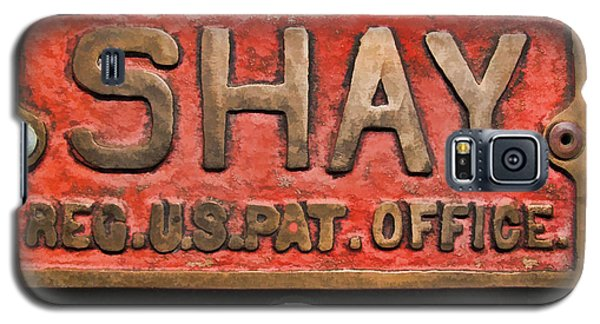 Shay Builders Plate Galaxy S5 Case