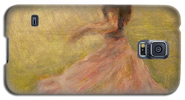 She Dances With The Rain Galaxy S5 Case