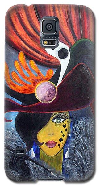 She Devil..   Galaxy S5 Case by Jolanta Anna Karolska