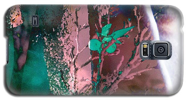 She Dreams Of Barnacles And Branches Galaxy S5 Case by Ann Tracy