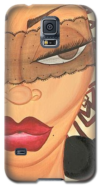 She Knows Galaxy S5 Case
