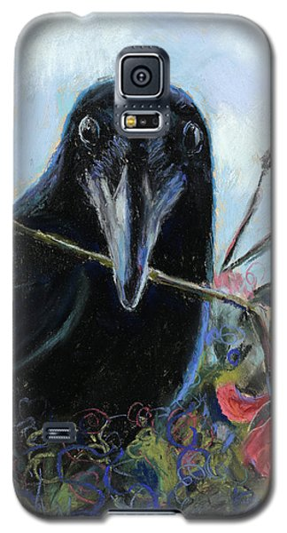 She Loves Me She Loves Me Not Galaxy S5 Case by Billie Colson