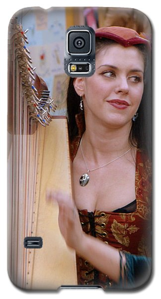 She Plays In Beauty Galaxy S5 Case