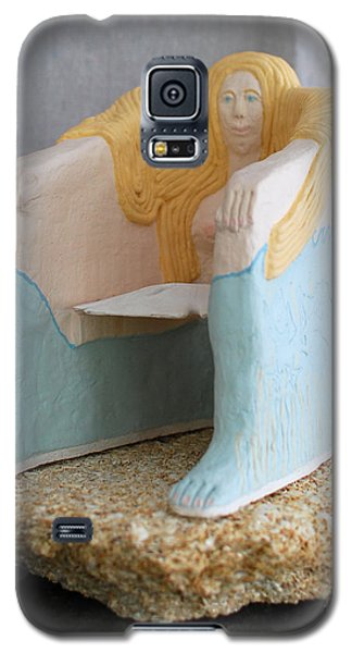 She-sand-and Sea Chair Galaxy S5 Case