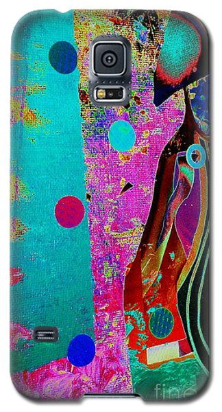 She Waits By The Window Galaxy S5 Case by Jacqueline McReynolds