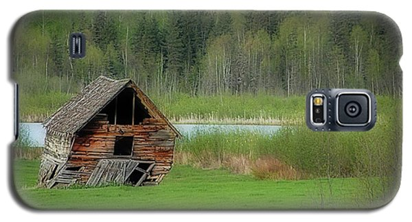 Shed By The Lake Galaxy S5 Case