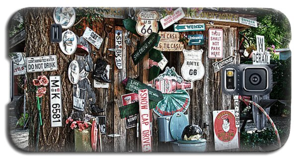 Shed Toilet Bowls And Plaques In Seligman Galaxy S5 Case
