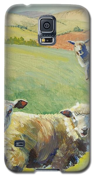 Sheep Galaxy S5 Case